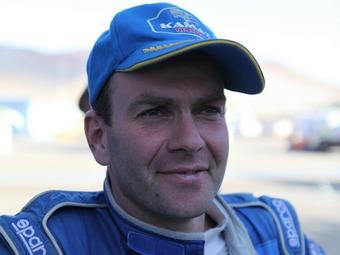 Андрей Каргинов на «КАМАЗе» впервые выиграл спецучасток «Дакара»