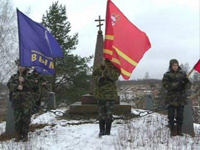 Юные спецназовцы проложили тропу к заброшенному памятнику полку атамана Платова