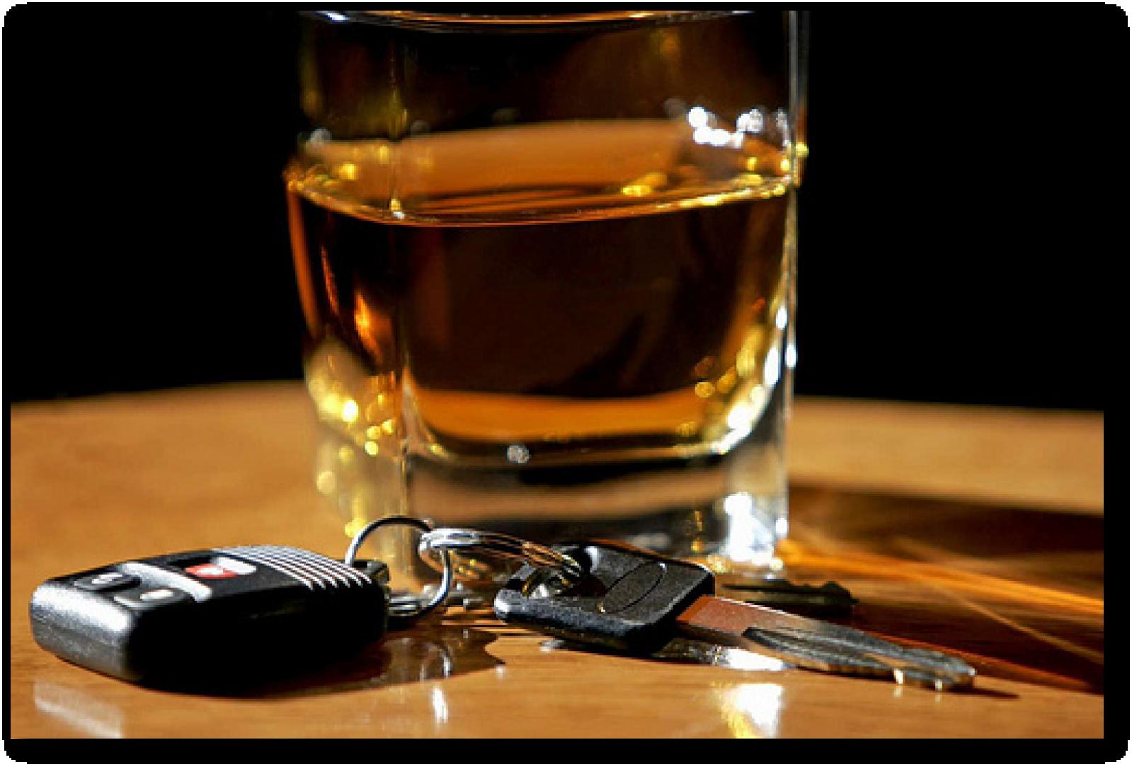 Гаишники поймали пьяного депутата за рулем без водительских прав