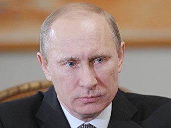 Путин написал статью о брошенных России вызовах
