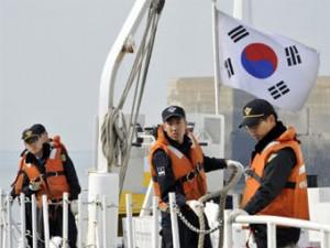 Южнокорейский танкер взорвался и затонул
