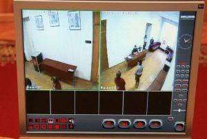 Презентация комплексов видеонаблюдения на избирательных участках региона