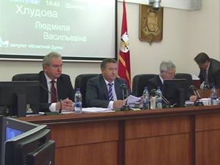 В Смоленске подведены итоги работы органов власти региона в 2011 году