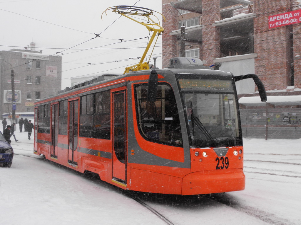 Смоленские трамваи уже дважды попали в аварию