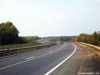 До 2019 года Россия потратит на платные дороги 1,4 триллиона рублей