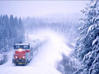 Ямальские школьники заразились кишечной инфекцией в поезде.