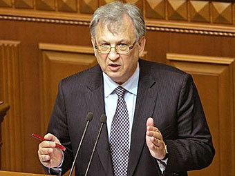 На Украине уволился министр финансов