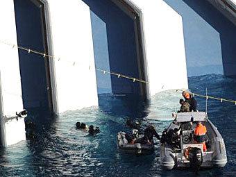 С «Коста Конкордиа» спасли внуков пассажира «Титаника»