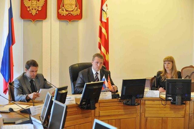 Состоялось заседание Межведомственной комиссии по оказанию содействия региональному Избиркому