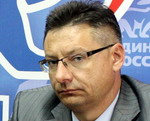 Андрей Шматков снят с поста руководителя фракции «Единая Россия» в Смолоблдуме