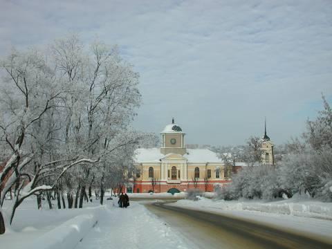 На Смоленск надвигается очередное потепление