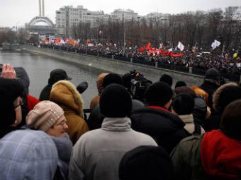 Оппозиция подала заявку на шествие 4 февраля
