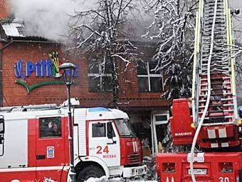 Опубликован список пострадавших при взрыве в ресторане в Москве