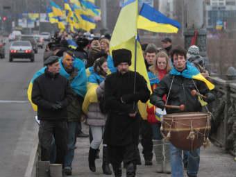 Украинская оппозиция объединилась к выборам