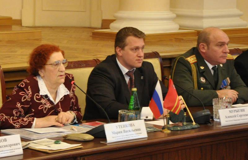 В Администрации региона чествовали матерей Героев России–смолян