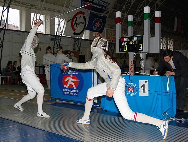 Молодой смоленский фехтовальщик стал призером всероссийских соревнований