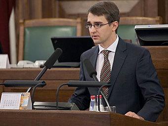 В Риге избили депутата латвийского Сейма