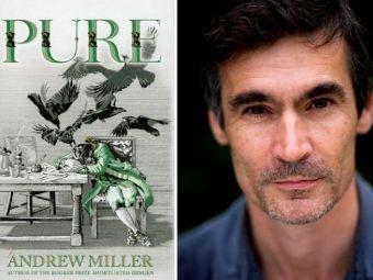 Книгой года на премии Costa признан роман Эндрю Миллера