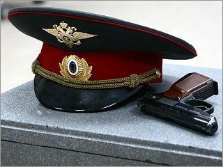 В Смоленской области застрелился полицейский