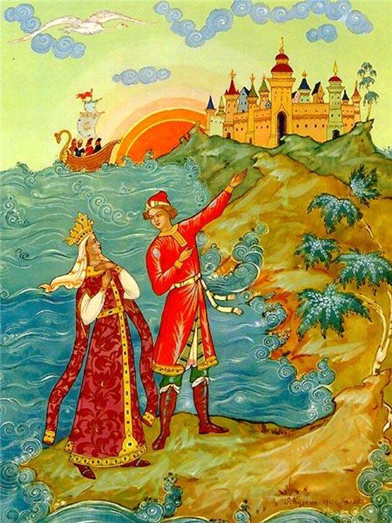 В филармонии расскажут сказку о царе Салтане под аккомпанемент оркестра