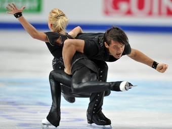 Российские спортивные пары выиграли все медали чемпионата Европы