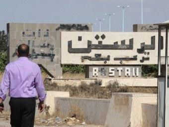 В Сирии взорвали газопровод