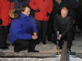 Путин рассказал о «презумпции добросовестности бизнеса»
