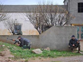 В результате боев в Сирии погибли 66 человек