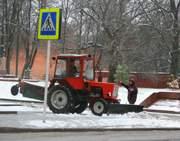 К борьбе со снегом Смоленск не готов