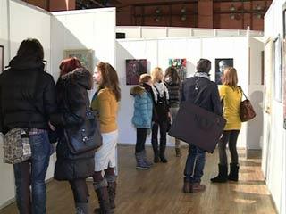 В Смоленске открылась выставка работ художников «Молодое искусство-Смоленск-Хаген»