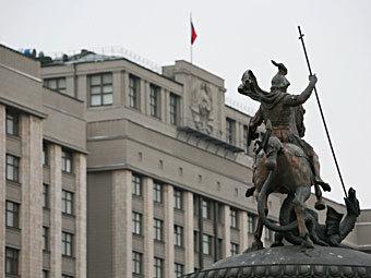 В Госдуму внесли закон об отмене банковской тайны для чиновников
