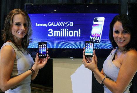 Apple требует запретить продажи 10 смартфонов Samsung в Германии