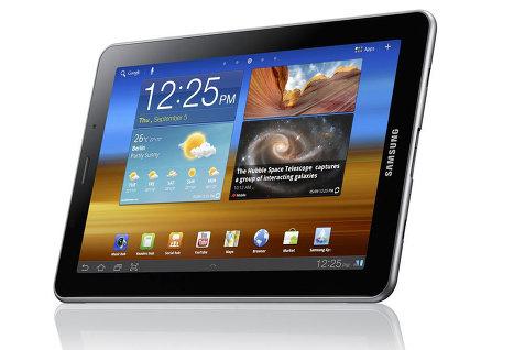 Продажи планшета Samsung Galaxy Tab 7.7 начнутся в России 2 февраля