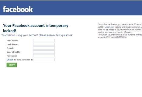 Новая версия банковского троянца Carberp блокирует аккаунты в Facebook
