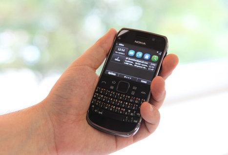 Темпы роста продаж смартфонов могут замедлиться в 2012 году