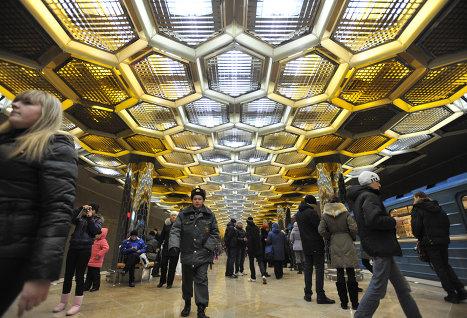 В российском метро внедряют систему распознавания лиц пассажиров