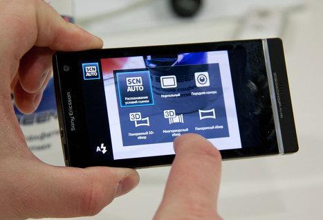 Первый смартфон Sony — новая жизнь после «развода»