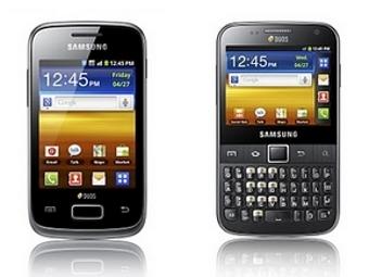 Samsung начала продажу смартфонов Galaxy с двумя «симками»