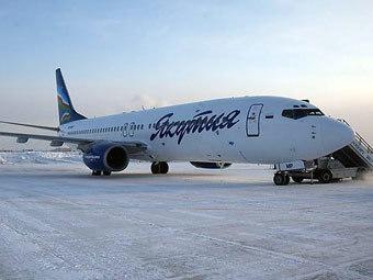 «Боинг-737» успешно совершил аварийную посадку в Краснодаре