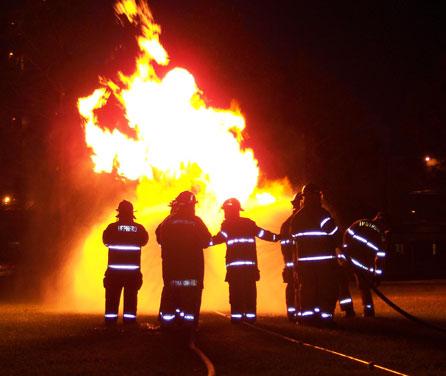 За январь в Смоленской области произошло 125 пожаров