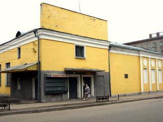 В Смоленске кинотеатр «Смена» планируют открыть после реконструкции летом