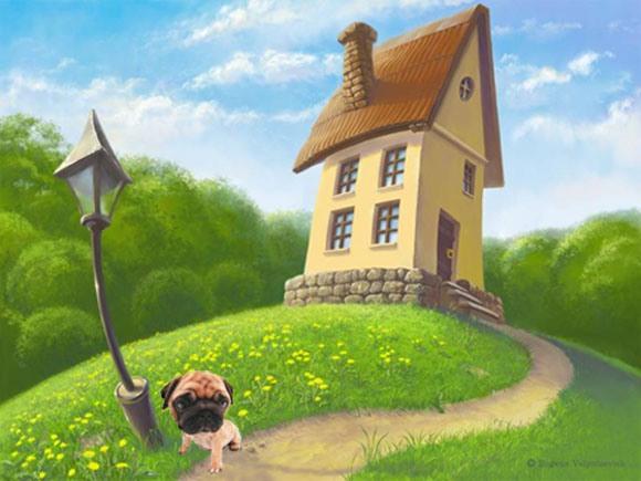 В области установлена рыночная стоимость жилья на селе