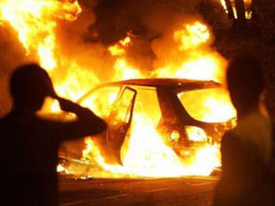 На Смоленщине все чаще горят автомобили