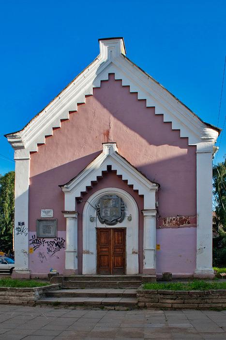В Шахматном клубе хотят возродить лютеранские службы
