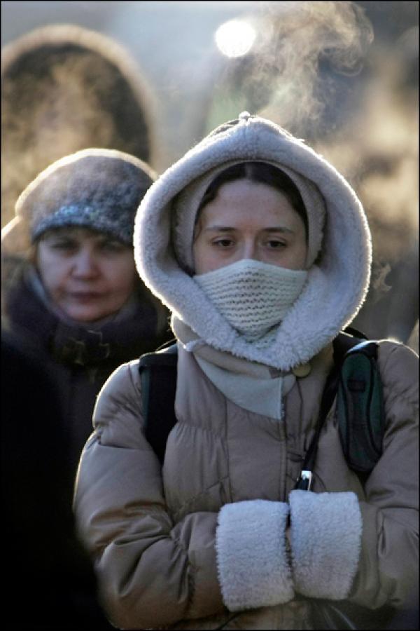 На Смоленск надвигаются аномальные холода