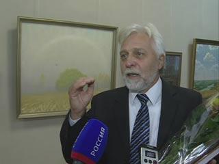 Вернисаж Юрия Мелькова в Демидове