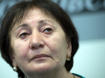 Джиоева пришла в сознание