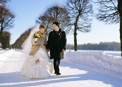 В 2011 году поженились почти девять тысяч смолян