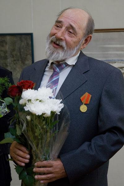 В Доме художника открылась выставка Григория Коротченкова