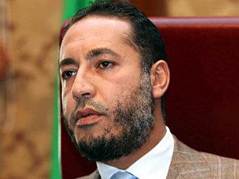 Саади Каддафи посадили под арест за провокационные заявления